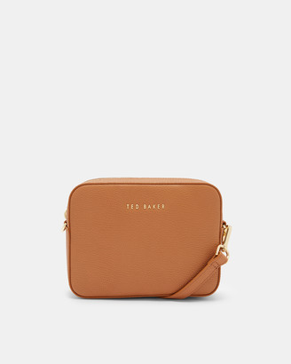 Ted Baker SAPHIRE Soft leather camera bag