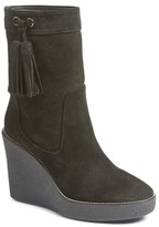 Aquatalia Women's Viola Weatherproof Wedge Bootie