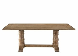 Ophelia & Co. Lexie Double Pedestal Dining Table & Co.