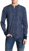 Report Collection Knit Long Sleeve Henley Shirt