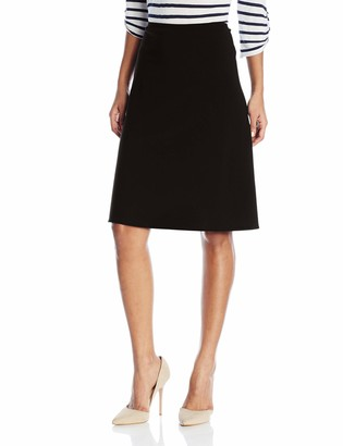 Briggs New York Women's Bistretch Flippy Skirt
