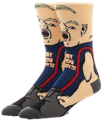 Bioworld Men's Socks - Sloth 'Hey You Guys!' Socks - Men
