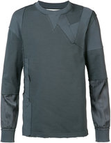 Damir Doma knitted sweatshirt - men - Cotton - S