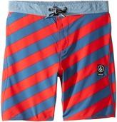 Volcom Stripey Jammer Boardshorts Boy's Swimwear