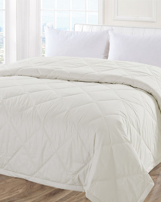 Melange Home Diamond Box Down Alternative Blanket