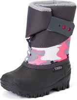 Tundra Pink & Gray Camo Pueblo Boot