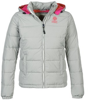 Franklin & Marshall Franklin Marshall JKWCA506 women's Jacket in Grey