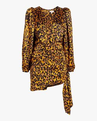 Ronny Kobo Giorgia Mini Dress