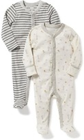 Old Navy Jersey One-Piece 2-Pack for Baby