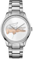 Lacoste Women's Victoria Stainless Steel Bracelet Watch