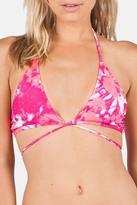 Volcom Graffiti Beach Triangle Bikini Top
