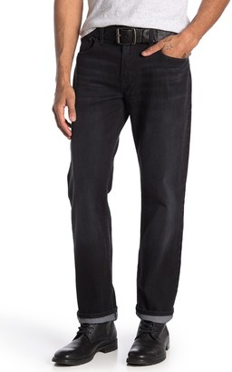 """Lucky Brand 221 Original Straight Fit Jeans - 30-34"""" Inseam"""