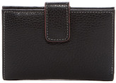 Tusk Slim Leather Clutch Wallet