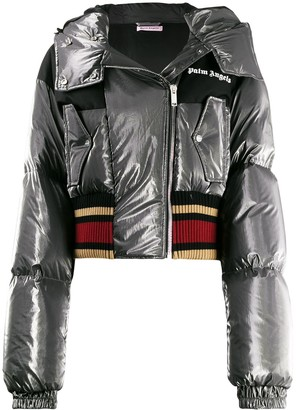 Palm Angels padded down jacket