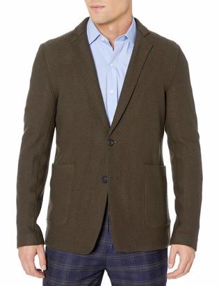 Billy Reid Men's Standard Fit Two Button Single Breasted Dylan Sportcoat