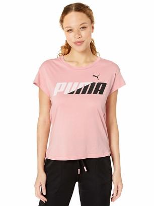 Puma Women's Modern Sport Graphic T-Shirt