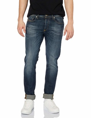 Diesel Men's Sleenker-x L.32 Trousers Slim Jeans