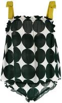 Adriana Degreas silk polka-dot pyjama set