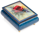 Ercolano NEW True Love Musical Jewellery Box