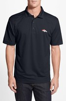 Cutter & Buck Men's Big & Tall 'Denver Broncos - Genre' Drytec Moisture Wicking Polo