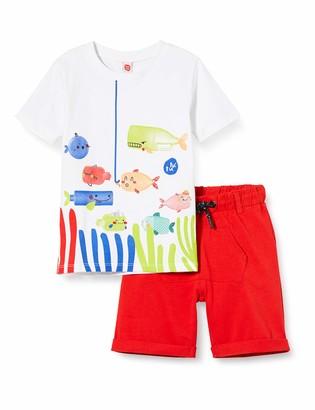 Tuc Tuc Tuc Baby Boys' Eco Clothing Set