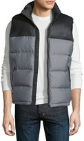 The North Face Nupste Colorblock Quilted Down Vest