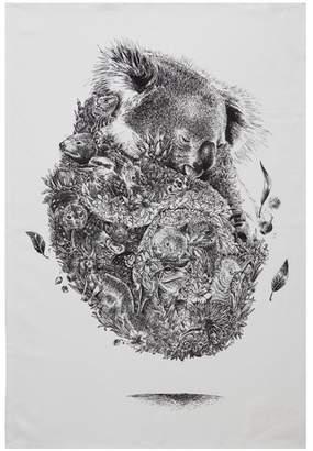 Maxwell & Williams Marini Ferlazzo Tea Towel 50x70cm Koala