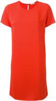 P.A.R.O.S.H. plain T-shirt dress