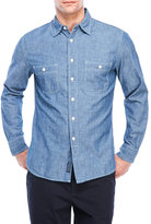 Grayers Japanese Selvage Chambray Shirt