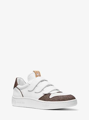 Michael Kors Gertie Canvas Sneaker
