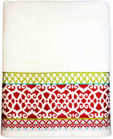 "Dena Mistletoe Medallion 27"" x 50"" Bath Towel"