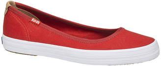 Keds Womens Bryn Round Toe Slip-On Shoe