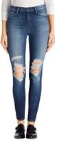 J Brand Women's Maria High Rise Skinny Jeans