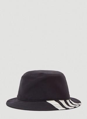 Thom Browne 4 Bar Bucket Hat