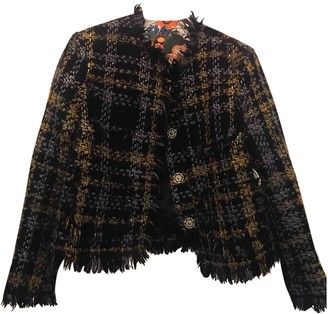 Erdem Multicolour Tweed Jackets