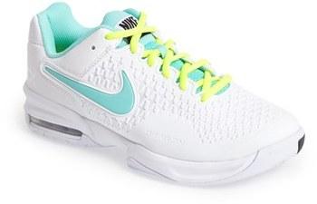 Nike 'Air Max Cage' Tennis Shoe (Women) (Regular Retail Price: $115.00)