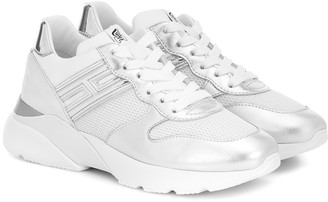Hogan H385 Active One leather sneakers