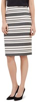 Hobbs London Andara Striped Skirt
