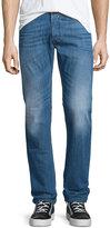 Diesel Safado Slim-Straight Faded Jeans, Denim
