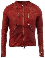Giorgio Brato multi-zipper jacket