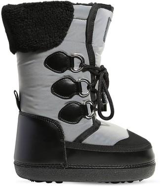 DSQUARED2 Reflective Nylon Boots