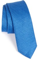 The Tie Bar Men's Solid Silk & Linen Tie