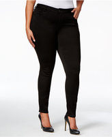 Celebrity Pink Trendy Plus Size Super-Soft Walker Skinny Jeans