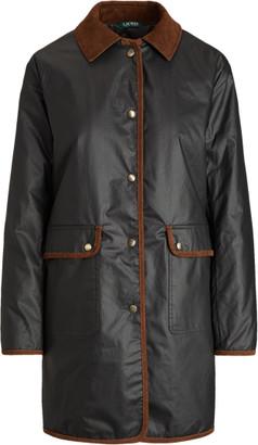 Ralph Lauren Cotton Anorak Coat
