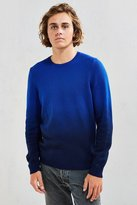 Lacoste Gradient Wool Crew Neck Sweater