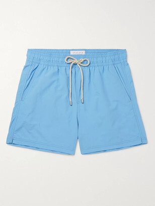 Atalaye Fregate Short-Length Swim Shorts