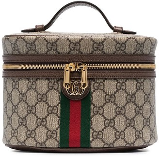 Gucci Ophidia GG Supreme vanity case