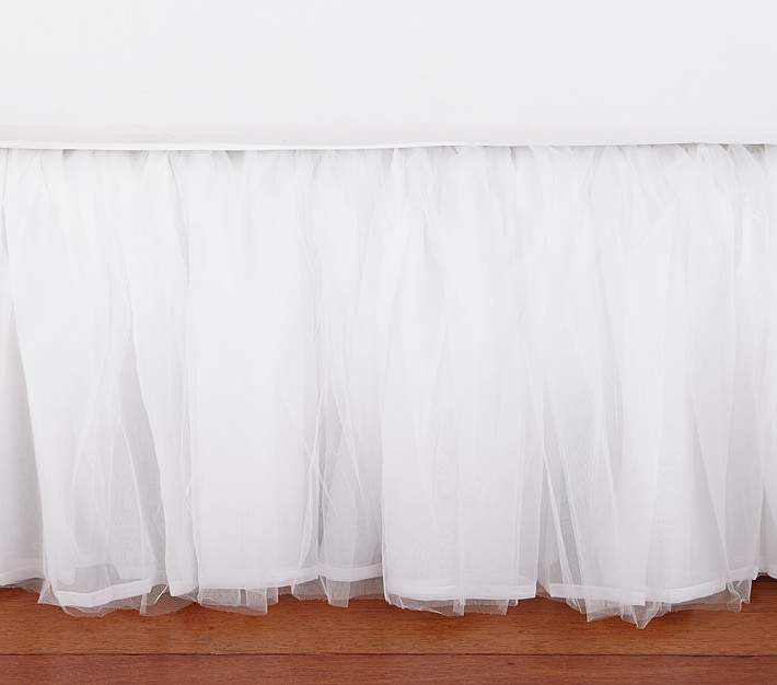 0bf0aa9d83 Tulle Bedskirt - ShopStyle