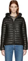 Duvetica Black Down Messenedue Jacket