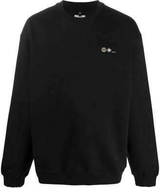 Oamc Hope oversized sweatshirt